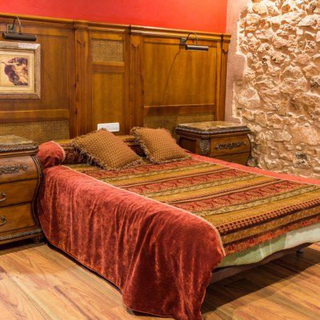 Hotel con encanto - habitación simple