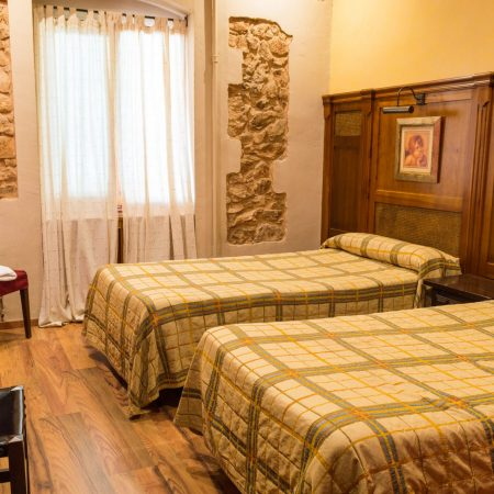 Habitación doble en Motilla del Palancar (Cuenca)