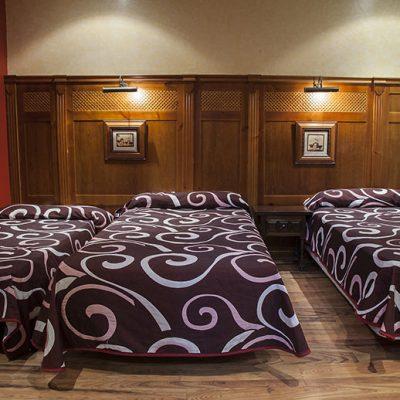 Buchen Sie ein Dreibettzimmer in Motilla del Palancar (Cuenca)